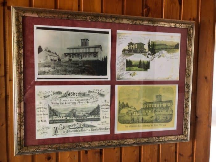 Historische Bilder Bahnhof Stöberhai