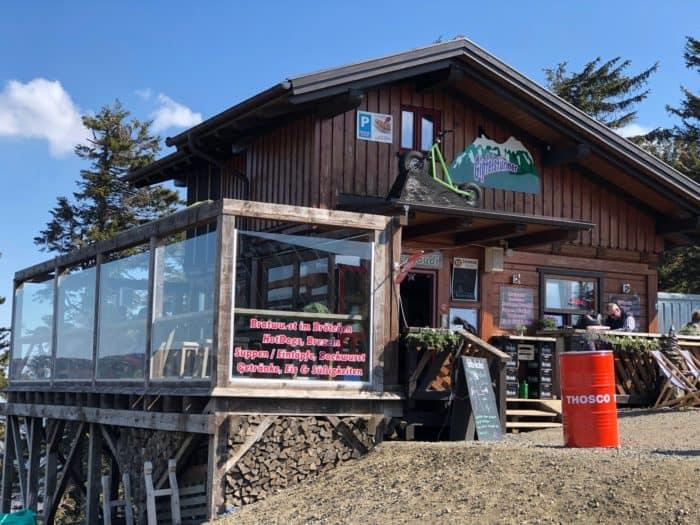 Restaurant Gipfelstürmer auf dem Wurmberg