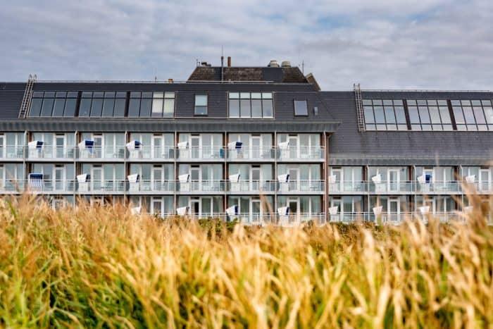 """Haus Westerland"" heißt nach großem Umbau ""Wyn. Strandhotel Sylt"""