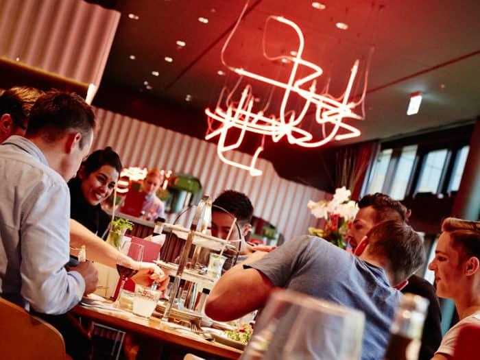 Zum vierten Mal wird angerichtet: das Food Zurich mit 25hours