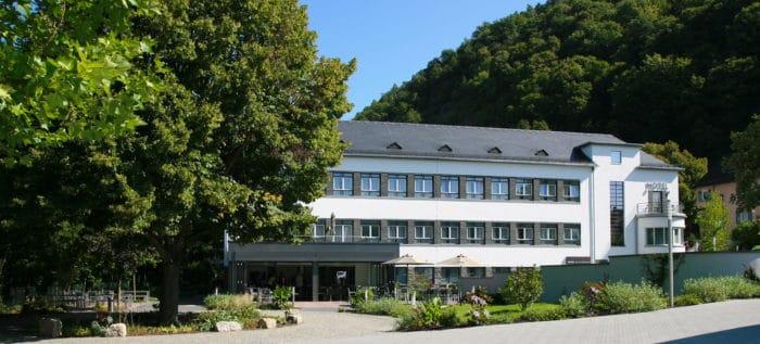 Hotel Im Schulhaus: Aktivurlaub in Lorsch im Rheingau genießen