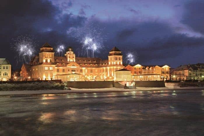 Seebad-Flair mit neuem Style: Das Travel Charme Kurhaus Binz