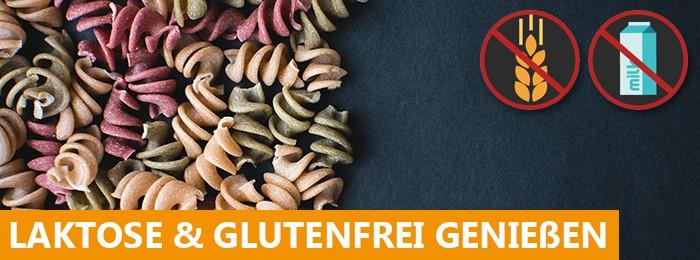 Laktosefrei und Glutenfrei