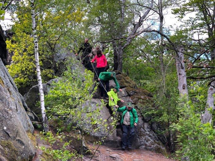 """Harzklub richtete Zentralveranstaltung zum """"Tag des Wandern"""" aus"""