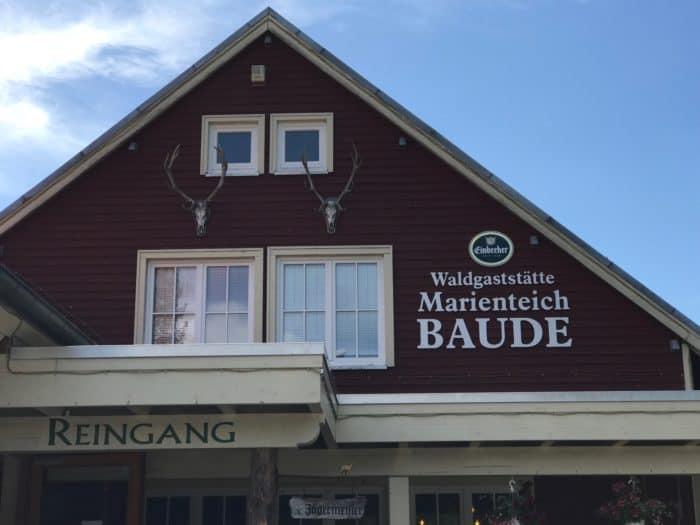 """Die Marienteichbaude in Bad Harzburg: Das """"wilde"""" Restaurant"""