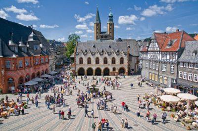 Kaiserstadt Goslar: UNESCO-Weltkulturerbe im Harz