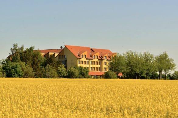 Gesamtansicht Classik Hotel Magdeburg