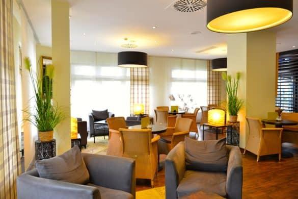 Lobby Classik Hotel Magdeburg