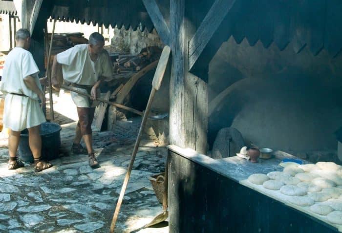 Culinaria: Römische Esskultur im Römerkastell Saalburg erleben