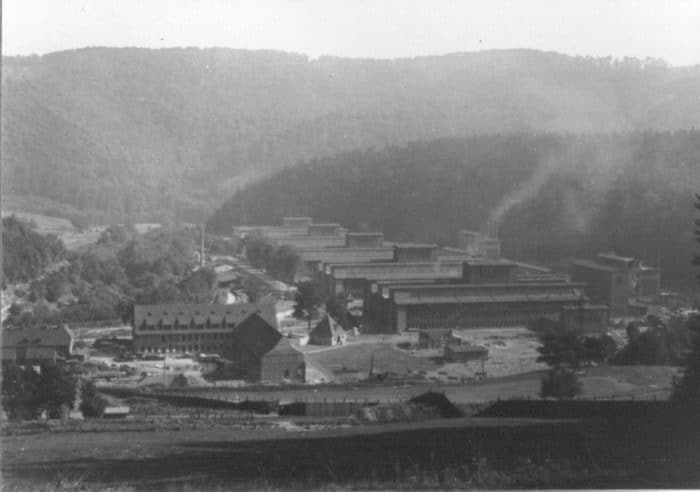 Schickert-Werk Bad Lauterberg in Produktion