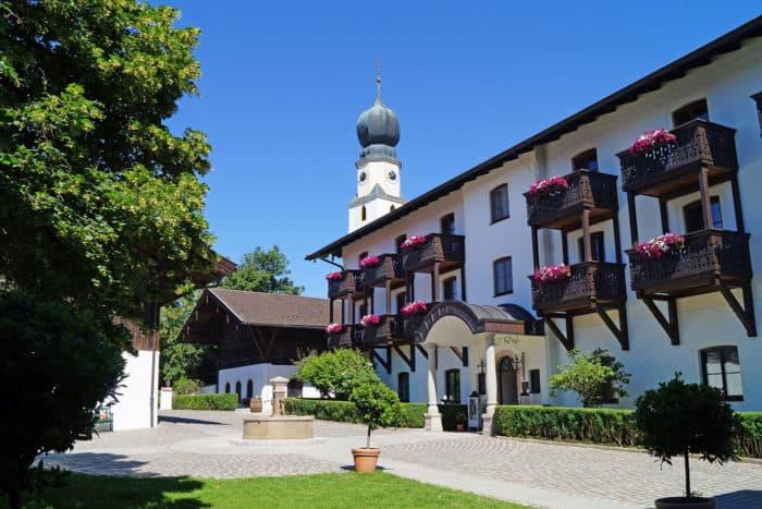 Hotel Gut Ising am Chiemgau: einzigartig, charmant und vital