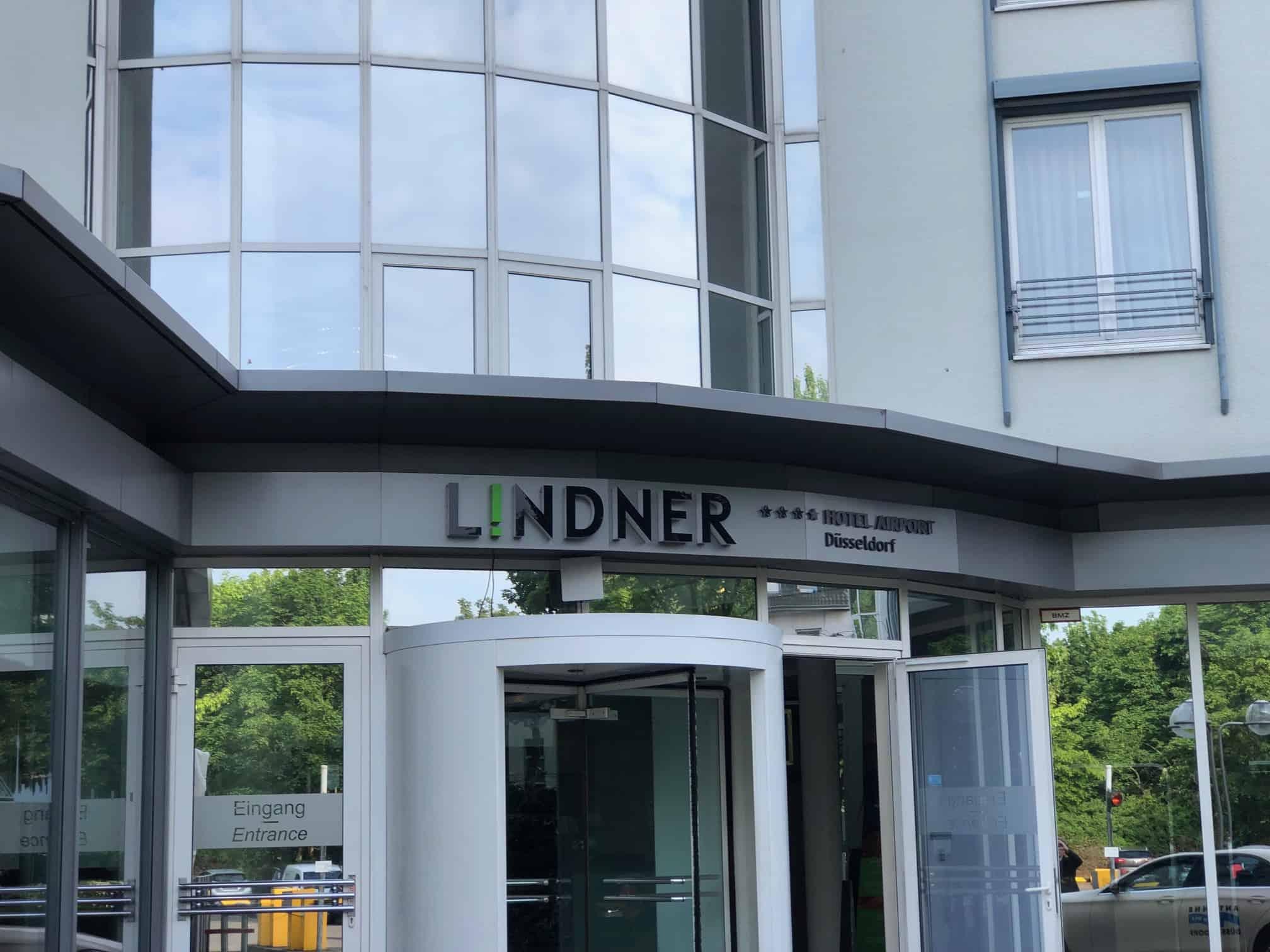 Lindner Hotel Airport Düsseldorf
