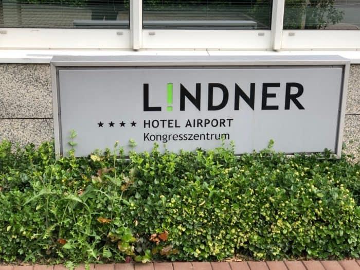 Kongresszentrum Lindner Düsseldorf