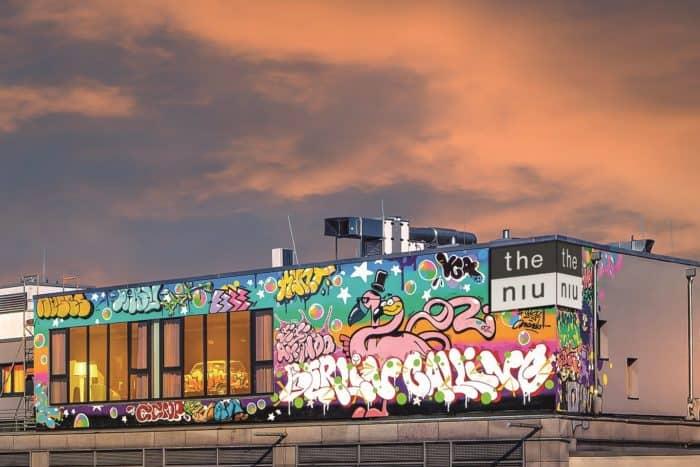 the niu Hide Berlin eröffnet erstes modular errichtetes Hotel