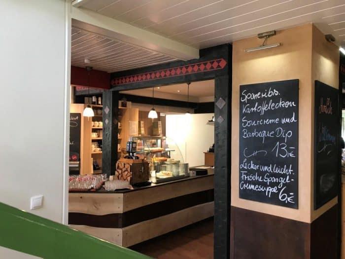Thresen Restaurant Marienteichbaude