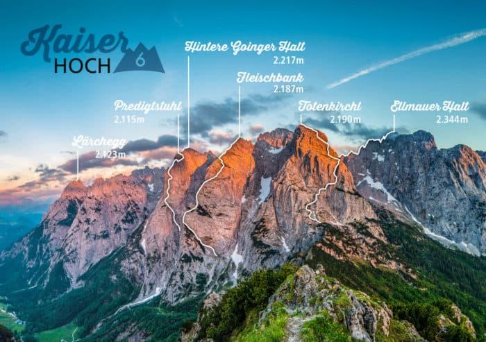 Der Wilde Kaiser: Wie Normalos die legendären Kletterberge schaffen