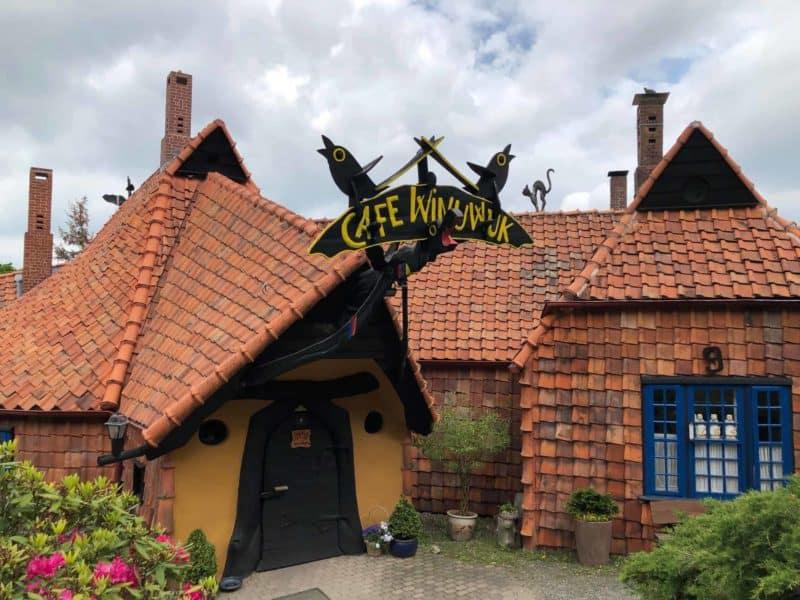 Winuwuk - das Künstler-Café aus den 1920er Jahren in Harzburg