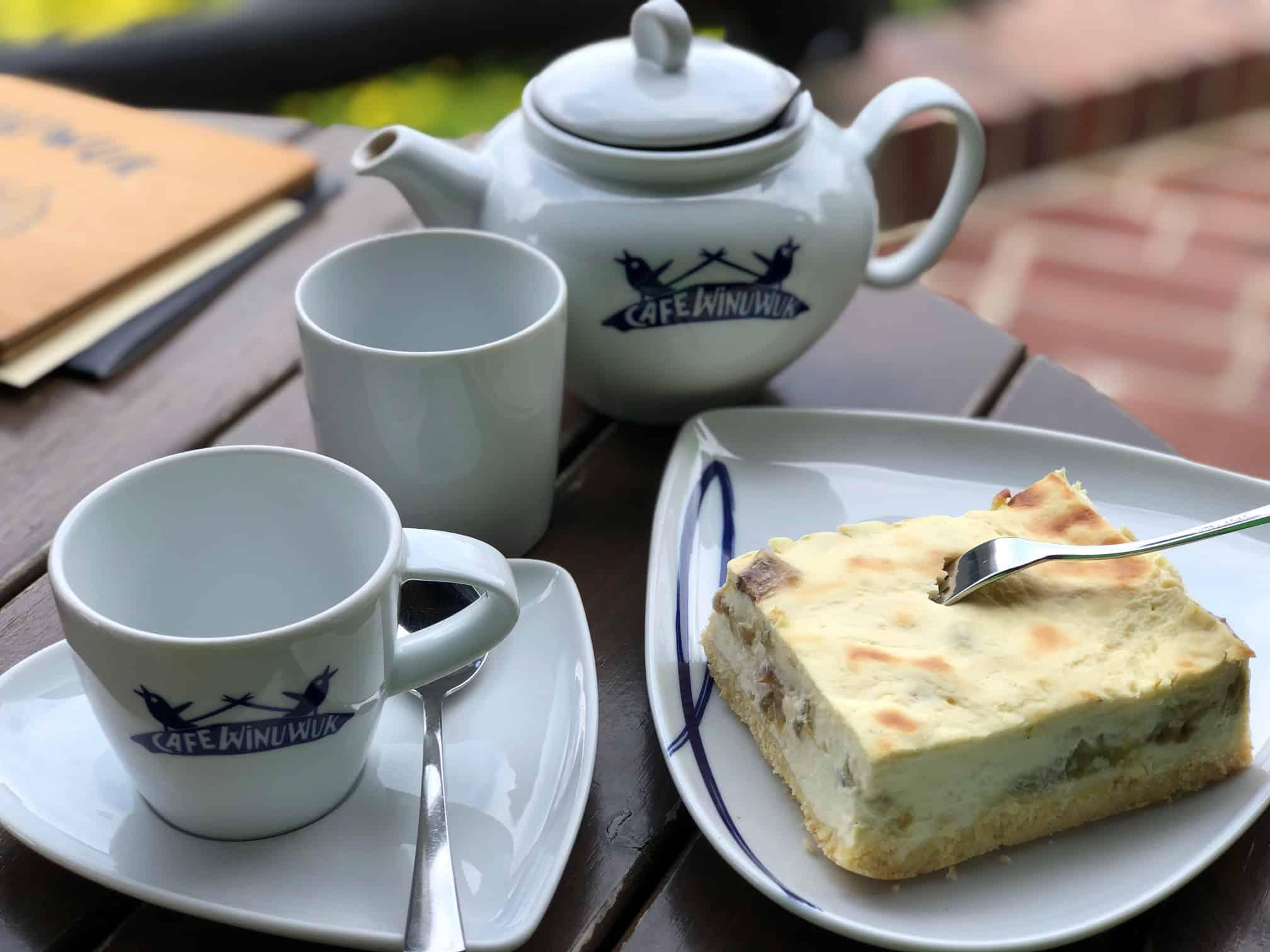 Gedeck Café winuwuk