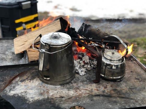 Mit Feuer & Glut im Harz feiern