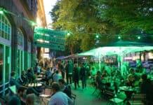 Grün, grüner, Pfeffi: DDR-Kultgetränk der deutschen Kneipenszene