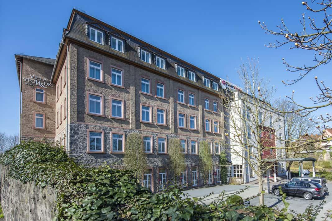 Großprojekt in Hanau: Alle Zimmer im Best Western Premier Hotel Villa Stokkum in Hanau-Steinheim werden für insgesamt 1,5 Mio. Euro umgebaut und neugestaltet.