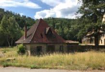 Lostplace: Das Schickert-Werk in Bad Lauterberg im Harz