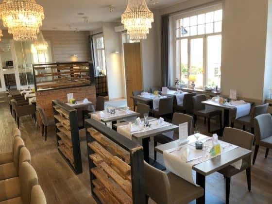 Frühstückraum Design Hotel Viktoria Braunlage