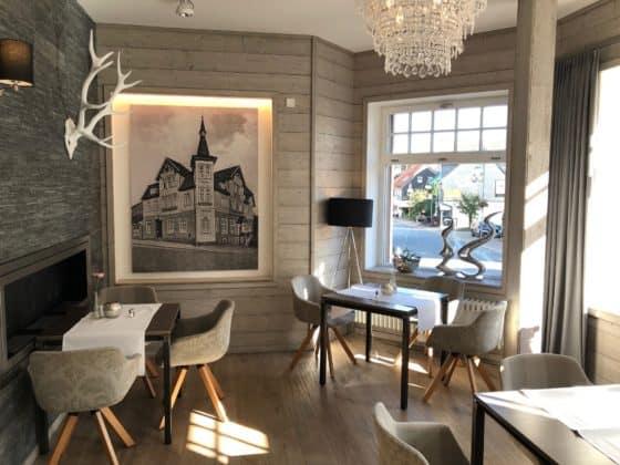 Design Hotel Viktoria Braunlage in aletr Ansicht