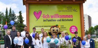 Azubis Ahorn Hotel am Fichtelberg