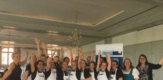 Initiative Bayern schmeckt bringt Schülerinnen das Kochen näher