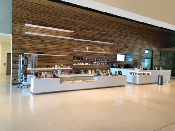 Foyer und Kassenbereich Grimmwelt Kassel