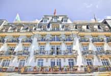Grand Hotel Suisse Majestic in Montreux unter neuer Schirmherrschaft