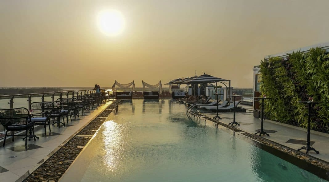 Sonne Tanken in den Accor Luxus- und Premiumhotels in Asien
