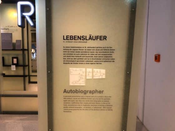 Biographie Gebrüder Grimm