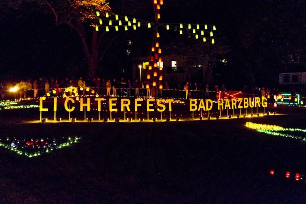 Salz- und Lichterfest 2019: Bad Harzburg feiert im Lichtermeer