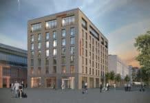 IntercityHotel Wiesbaden: Bauarbeiten kommen gut voran