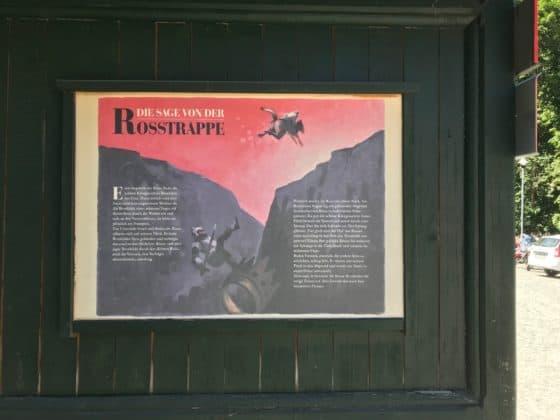 Bildnis Sage von der Rosstrappe