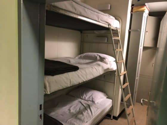 Schlafplätze für Mitarbeiter der Landesregierung