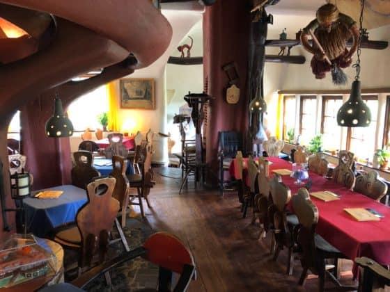 Historischer Gastarum Künstlercafé Bad Harzbrug