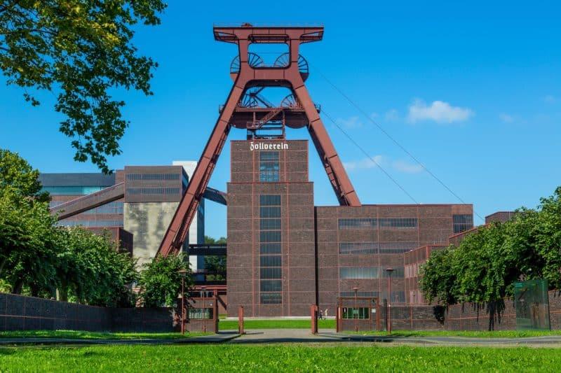 Events auf dem Welterbe Zollverein