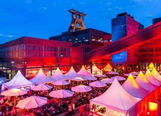 Atmosphärisch und erlebnisstark – Events auf dem Welterbe Zollverein