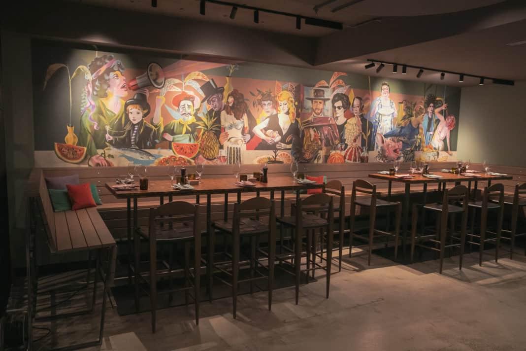Ribelli: Neues Restaurant Konzept im 25hours Hotel Wien
