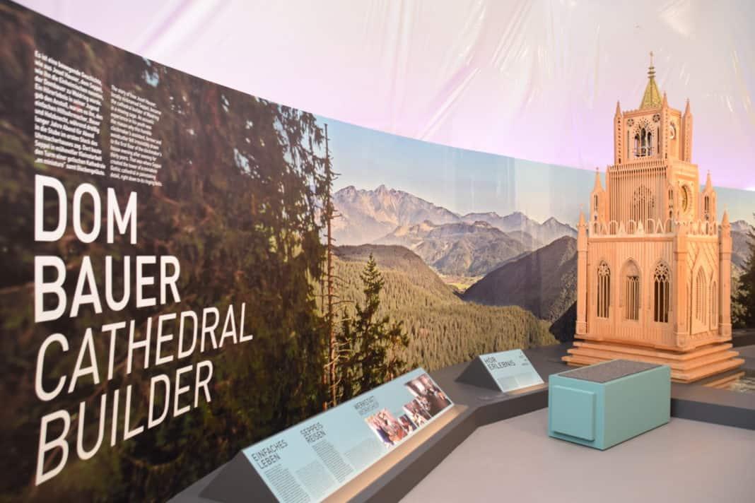 Glockengießerausstellung im Pillerseetal in Österreich eröffnet