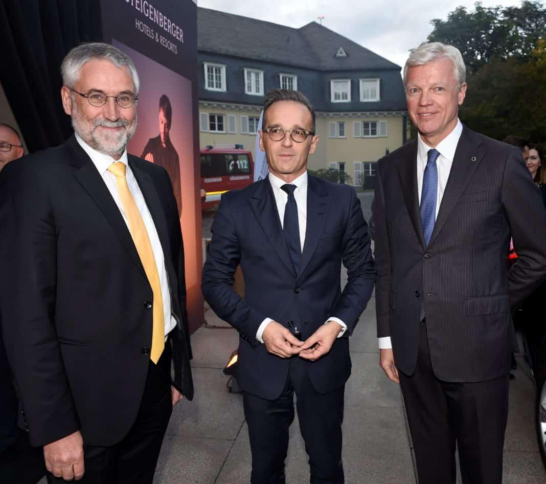Steigenberger Grandhotel & Spa Petersberg erstrahlt in neuem Glanz