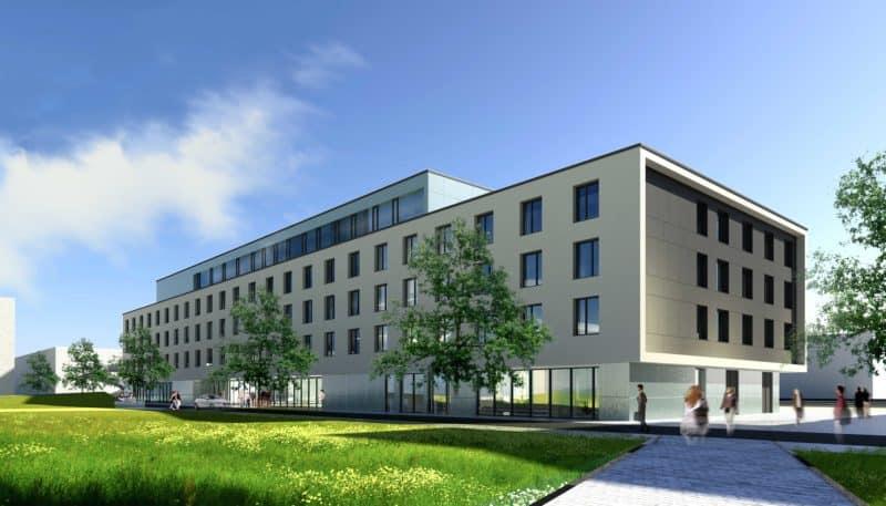 MAXX by Steigenberger in Aalen: Hotel-Eröffnung Anfang 2022