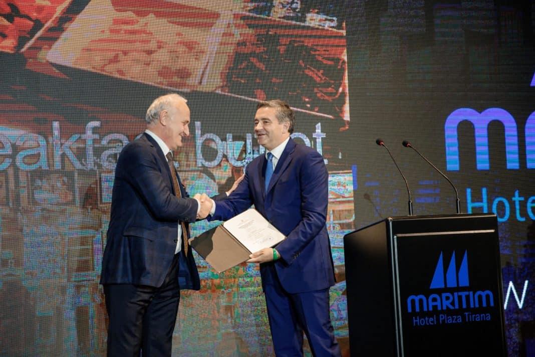 Maritim Hotel Plaza Tirana ist erstes 5-Sterne-Hotel in Albanien
