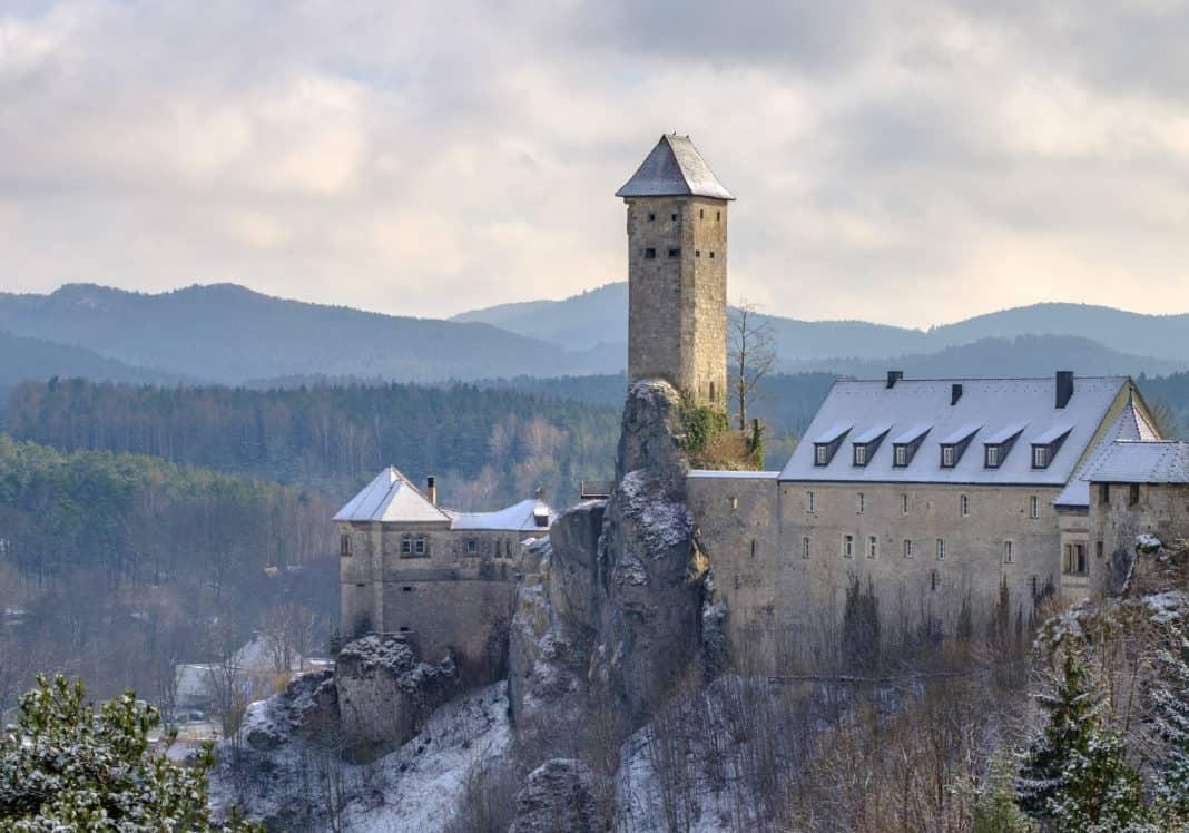 Ritterlicher Weihnachtszauber im Nürnberger Land
