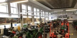 Treckersammlung ifa-Museum Nordhausen