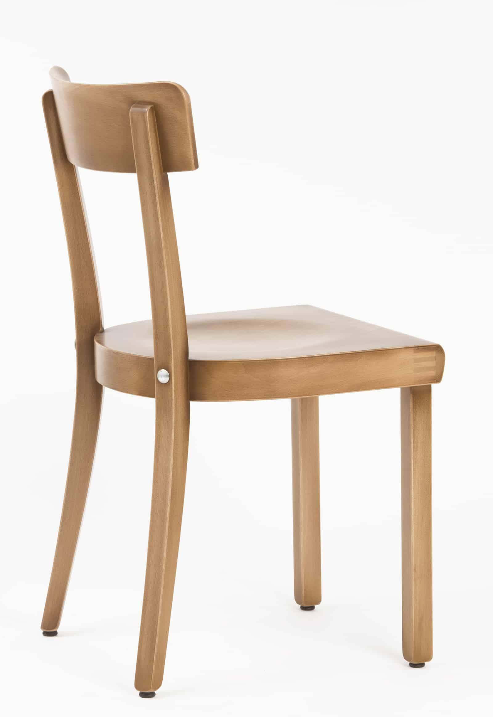 Nachhaltig hergestellter Stuhl der Stuhlfabrik Schnieder