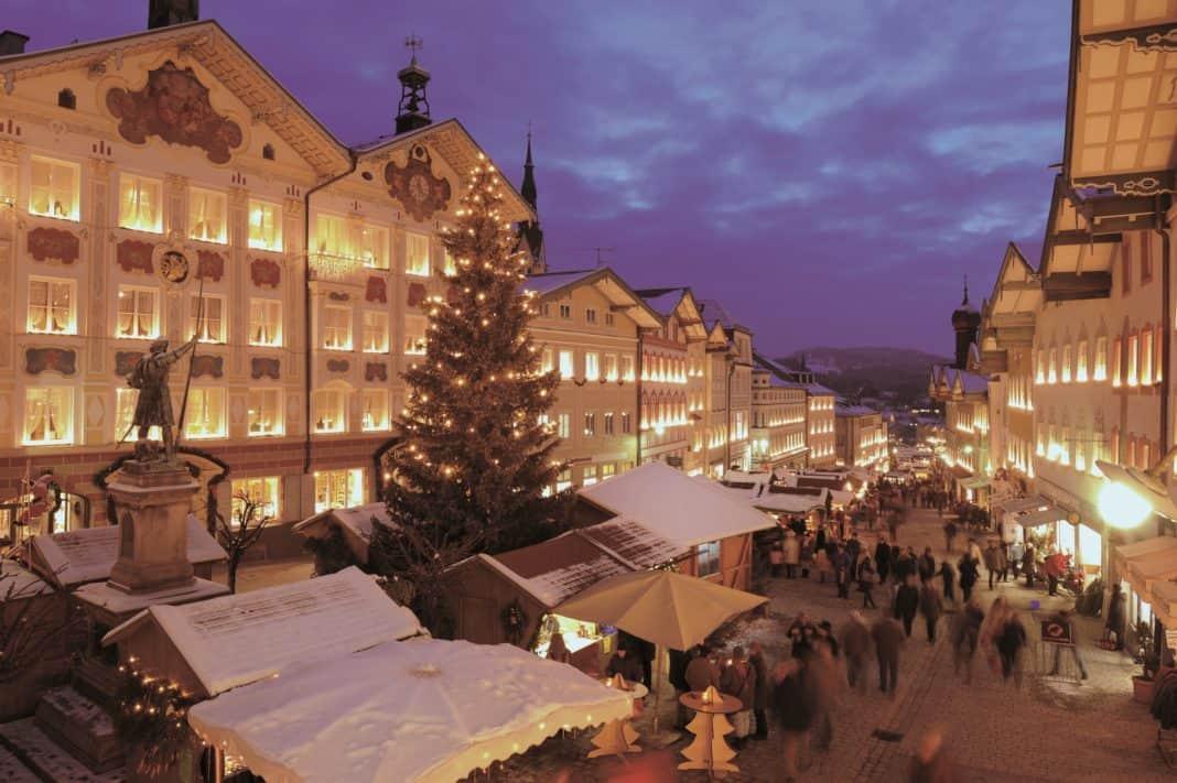 Tölzer Christkindlmarkt I Schönste Weihnachtsmärkte in Deutschland